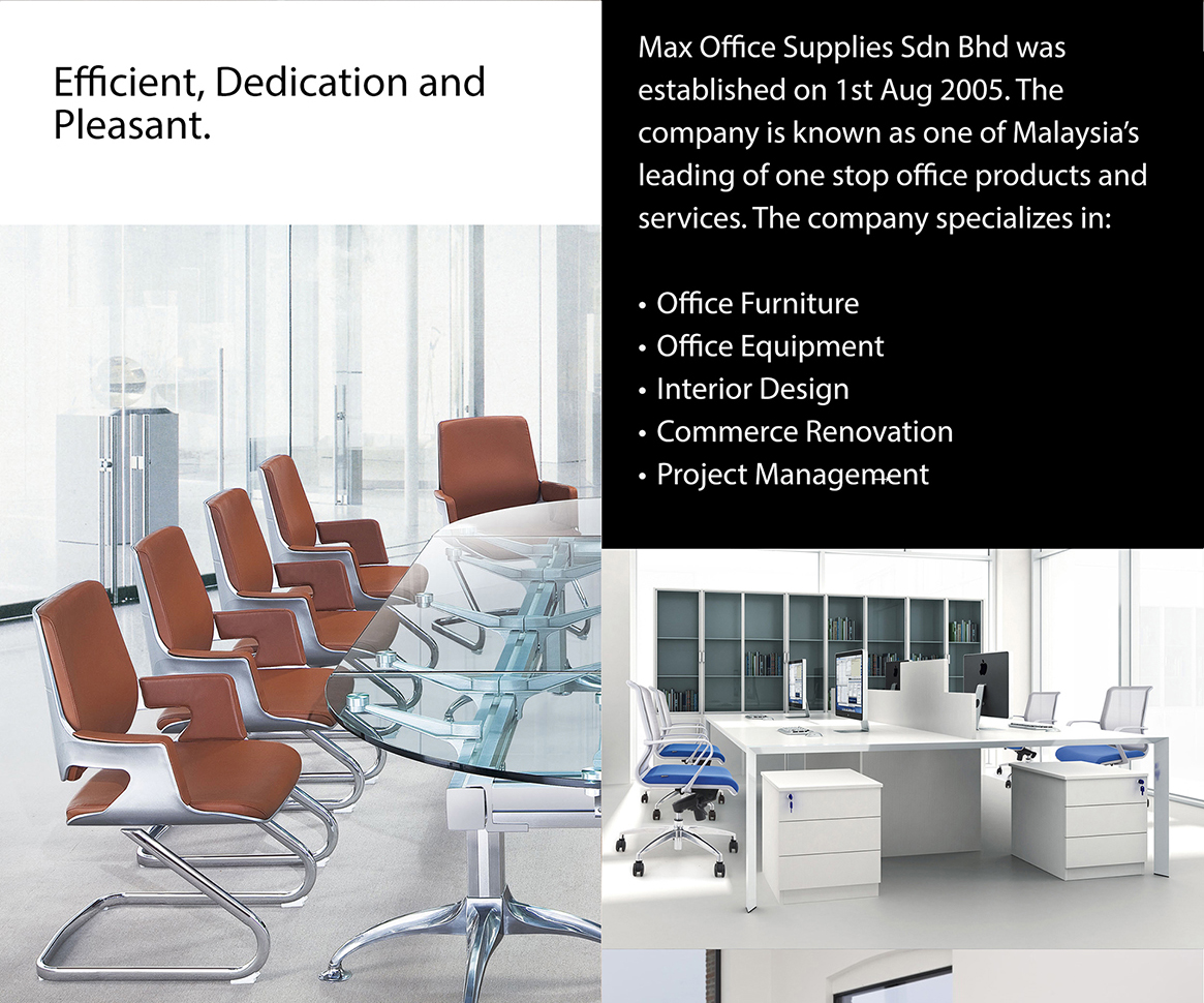 Company Info Max Office Supplies